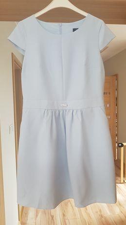 Sukienka błekitna r. L