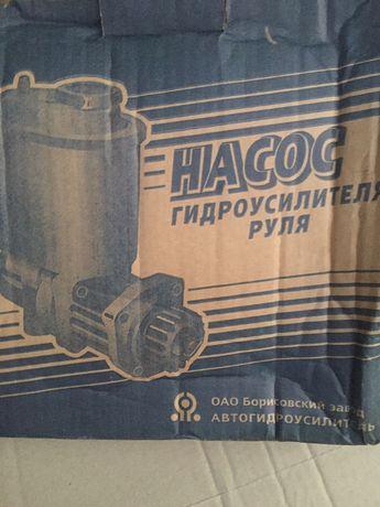 Насос гидроусилителя КАМАЗ-4310.