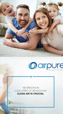 Air pure one - filtro ar