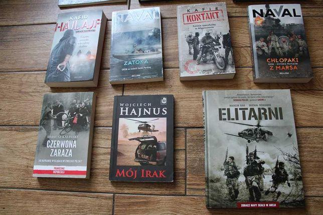 Książki Grom, Naval, Navy seal, Delta