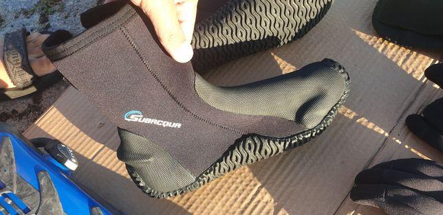 Botas Mergulho Subacqua Comfort