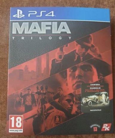 Mafia Trylogia Trilogy PS4 PL 3w1