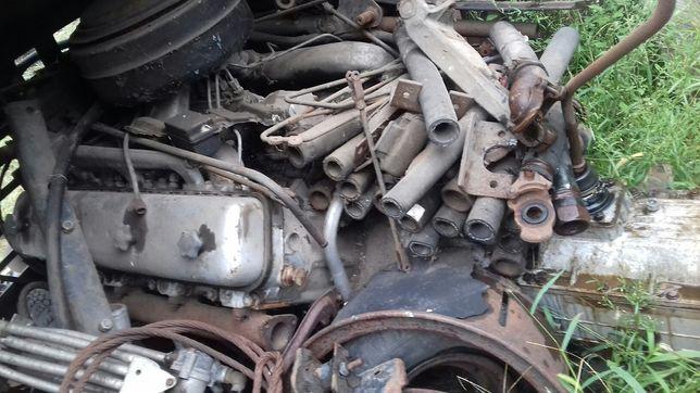 Двигун робочий ямз 238. З/Ч краз 250 нові