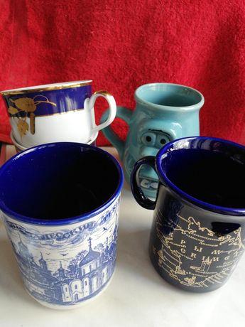 Чашки кобальт коллекционные