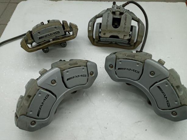 Комплект суппортов( тормоза ) AMG для Мерседес W221, S63