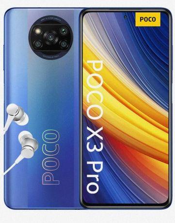 Poco X3 Pro Nowy 8GB/256GB ze słuchawkami