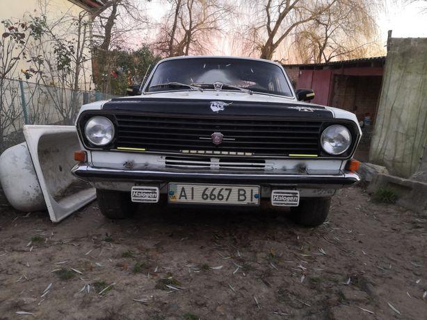 Авто Газ 2410 24-10 Волга