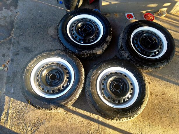 """Колёса,диски,шины R13 (4 x 100) """"Ланос""""/""""Opel"""""""