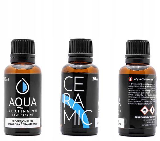 Aqua Coating 9H 15ml Profesjonalna Powłoka Samoregenerująca
