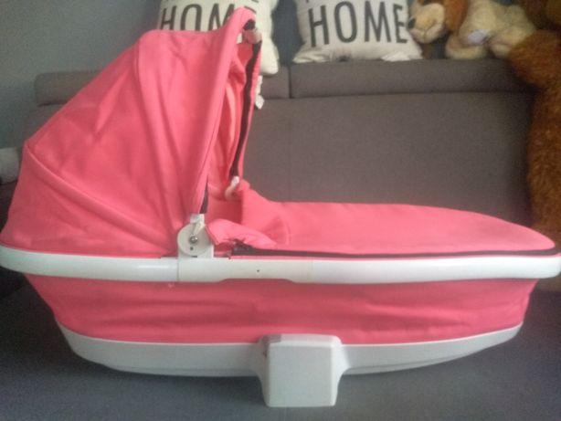 Gondola różowa Quinny Modd Foldable ,śliczna ,składana