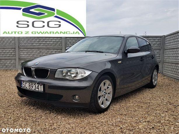 BMW Seria 1 Ładna Auto Z Gwarancja !!