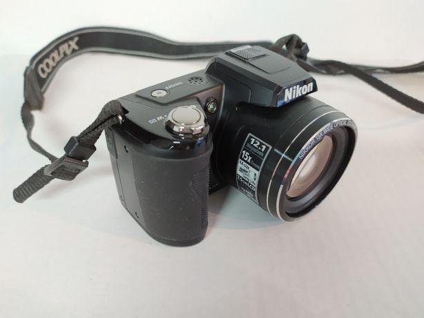 Aparat Nikon coolpix L110 cyfrowy