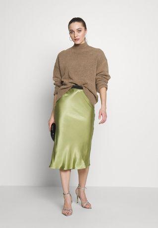 Ołówkowa piekna spódnica moss copenhagen wiskoza s 36