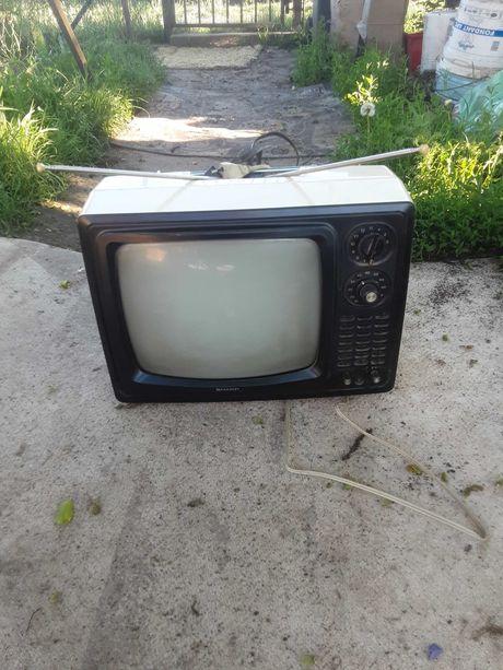 Stary Telewizorek SHARP