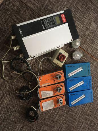 Частотний перетворювач та інші  прилади