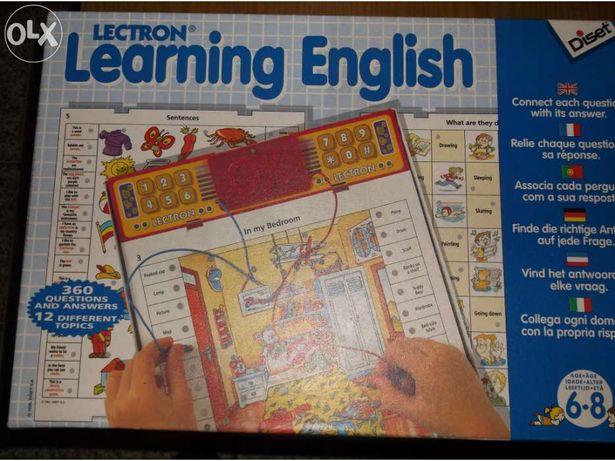 Jogo Learning English