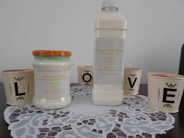jogurt z mleka koziego 0,5L