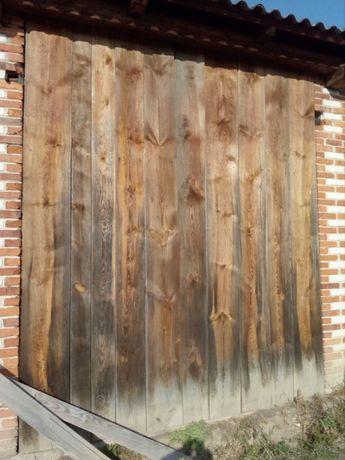 Stare deski ze stodoły rustykalne