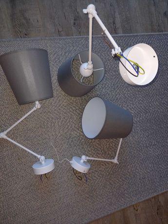 Lampa sufitowa, abazur, kinkiet