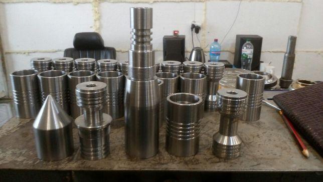 Порезка металла,токарные,фрезерные работы на станках,Металлообработка