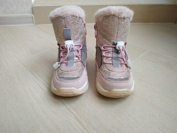 Сапожки,чобітки зимові