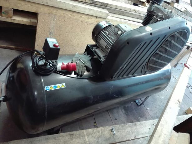 Kompresor, Schody,Sprężarka 500 L