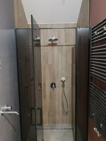 Душова кабіна, ванна перегородка, шторка, ширма