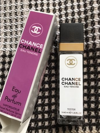 Туалетная вода Chanel Tendre,тестер