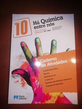 Caderno de fichas química 10 ano