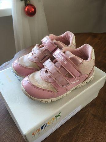 Кросовки кросівки Geox дитячі кросівки детские кросовки на девочку 22р