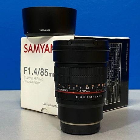 Samyang 85mm f/1.4 AS IF UMC (Fujifilm)