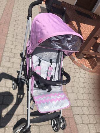 Wózek spacerowy Coto Baby, Soul