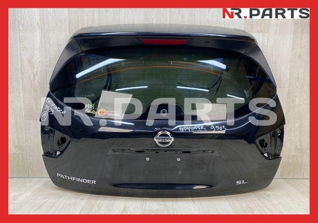 Ляда крышка багажника Nissan Pathfinder 2012 - 2020 оригинал разборка