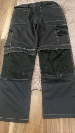 NOWE spodnie robocze r L