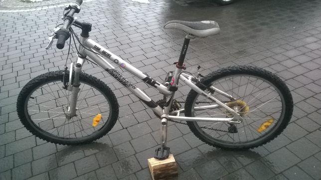 rower górski aluminiowy