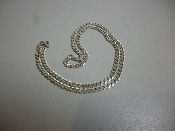 Łańcuszek srebrny Pancerka 11 g