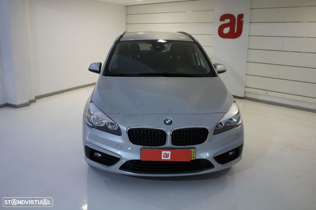BMW 216 Gran Tourer d 7L Line Sport