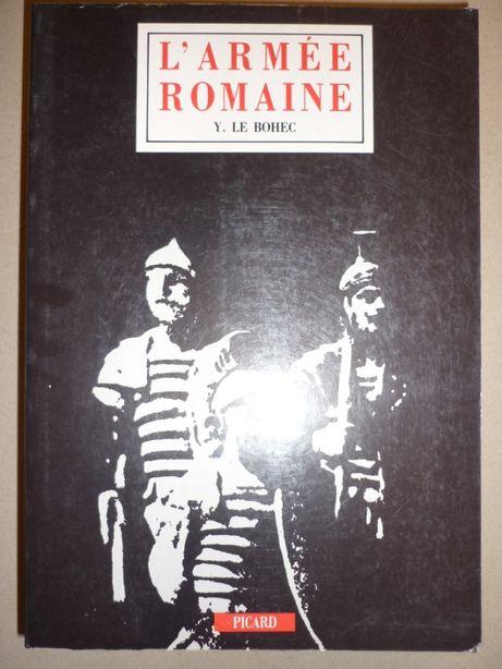 Exército romano- L'armée romaine sous le haut-Empire