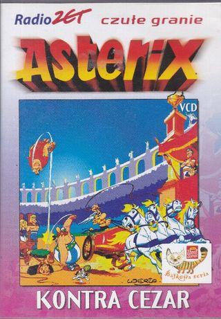Astelix Kontra Cezar VCD