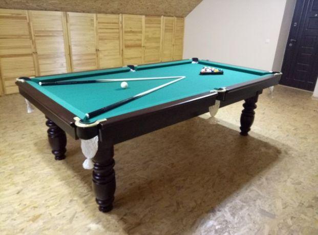 Новый Производство + комплект Бильярдный стол Більярдний стіл