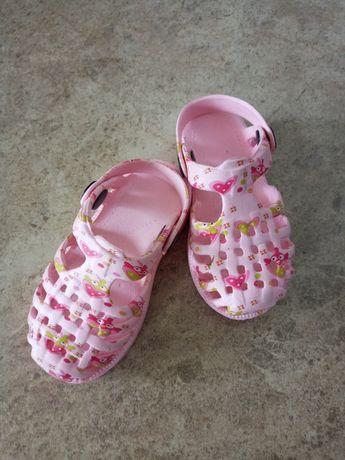 Крокси для дівчинки