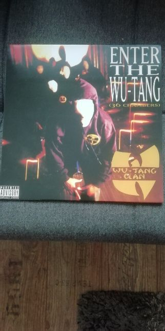 Enter The Wu-Tang Clan. 36 Chambers, LP
