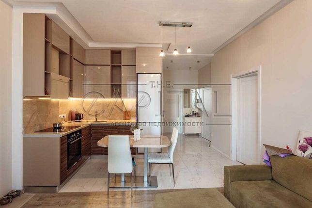 Продам квартиру с ремонтом в ЖК RiverStone/Славутич/Seven