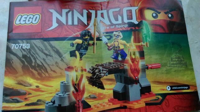 Lego Ninjago 70 753 Pojedynek na moście