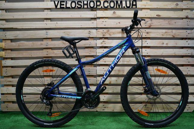 Велосипед горный Solution ASL 27.5 (2020) 18 синій
