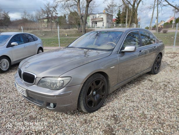 BMW 730D ładna , szyberdach
