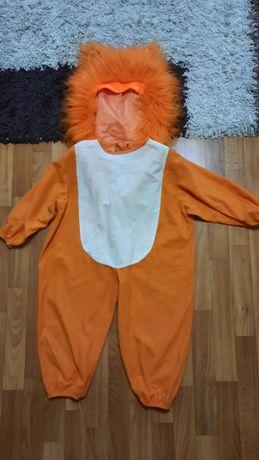 Карнавальный детский костюм львёнка на 4-6 лет