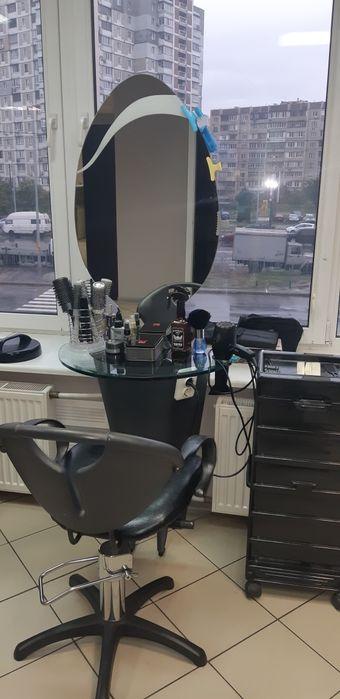 Аренда парикмахерского кресла Киев - изображение 1