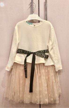 Нарядное дизайнерское платье
