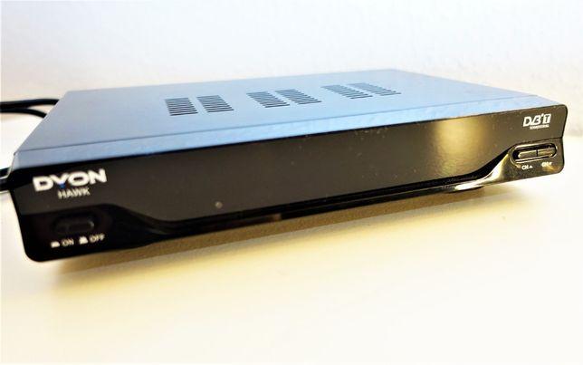 DVB-T тюнер без пульта дистанционного управления
